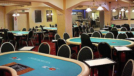 Island casino poker